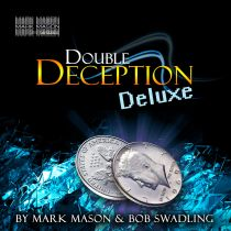 DOUBLE DECEPTION £2 SET BY MARK MASON & BOB SWADLING