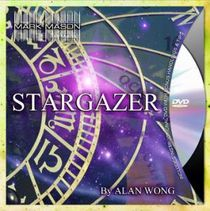 STAR GAZER & DVD BY ALAN WONG